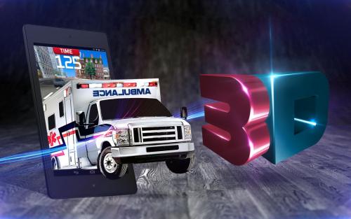 Ambulance Driving'