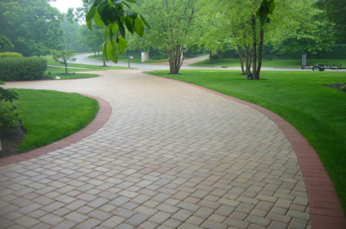 Brick Pavers'