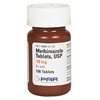 Methimazole'
