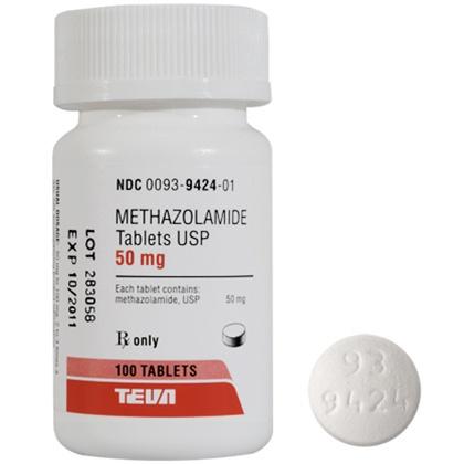 Methazolamide'