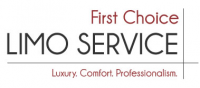 First Choice LIMO SERVICE Logo