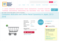 Consumer Attitudes and Online Retail Dynamics in Japan, 2013
