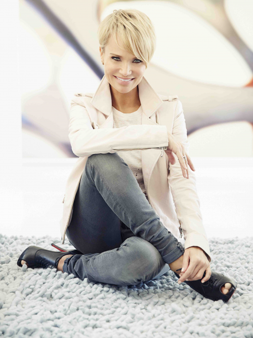 Kristin Chenoweth Star of Wicked and Glee in Provincetown'