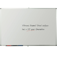 Vitreous Enamel Steel Projection Writing Boards