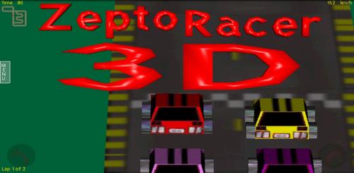 Zepto Racer III'