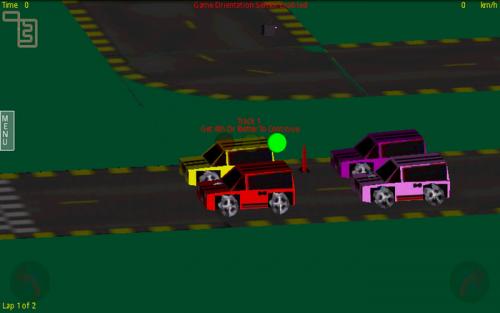Zepto Racer'