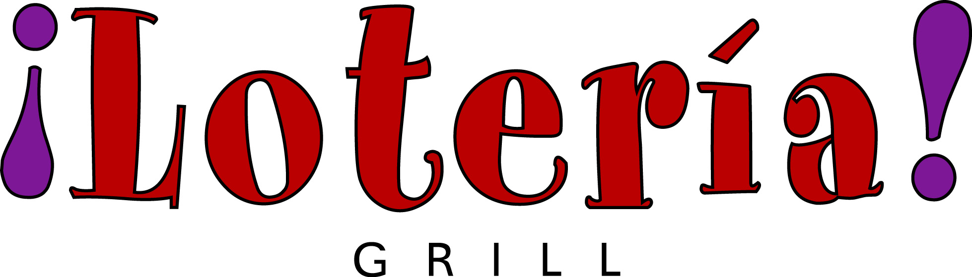 Loteria Grill Hollywood Logo