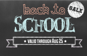 Audio4fun Launches Back 2 School Sale 2014'