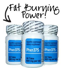 Phen375 Fat Burner'