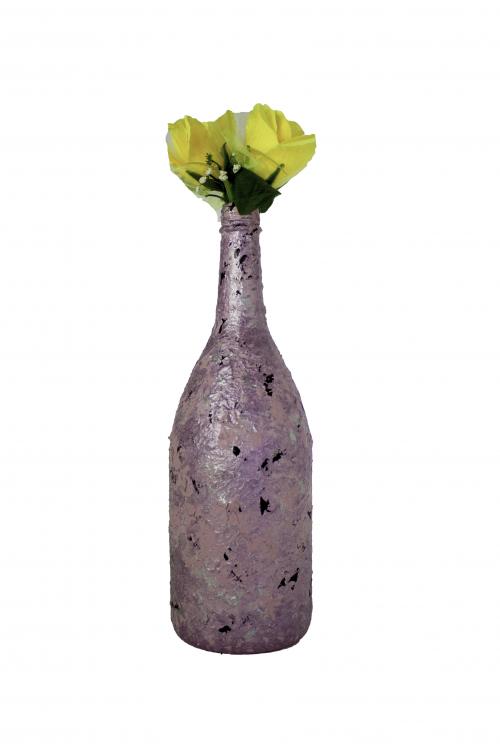 Decorative Glass Vases by Unique Home Decor Line of Charisma'