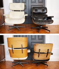 Eames Lounge Replica'