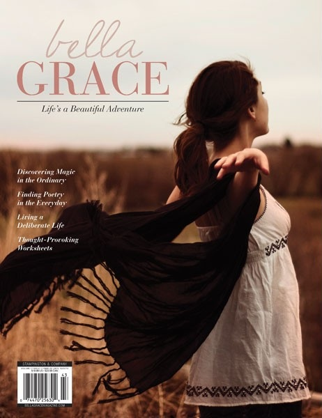 Bella Grace Volume 1 Cover
