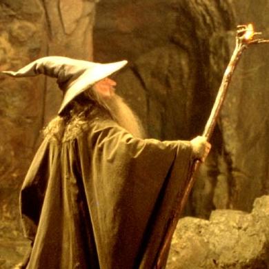 Logo for Gandalf The FX'