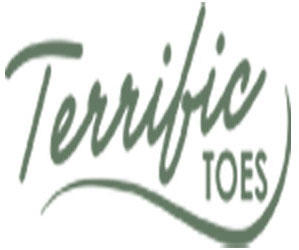 Company Logo For Terrific Toes