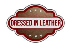 Company Logo For DressedInLeather.com'