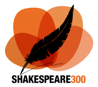 Shakespeare300 Logo