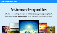 Get Automatic Likes