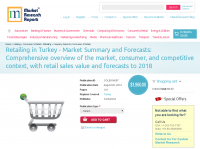 Retailing in Turkey - Market Summary and Forecasts