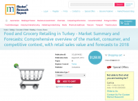 Food and Grocery Retailing in Turkey