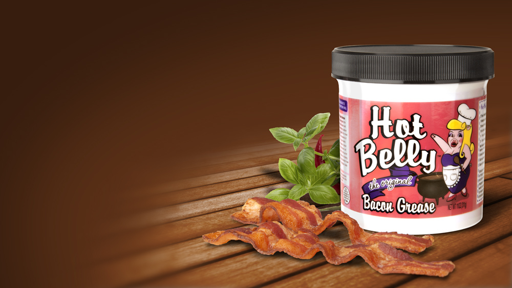 Hot Belly Bacon Grease