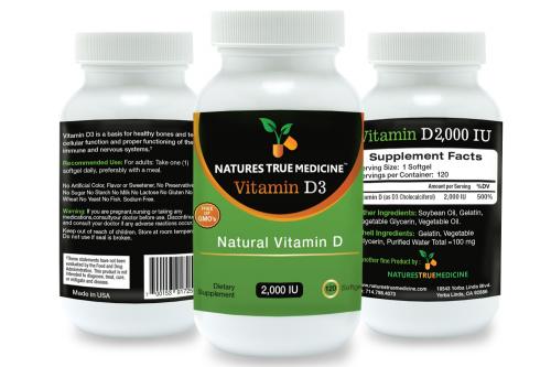 Vitamin D3'