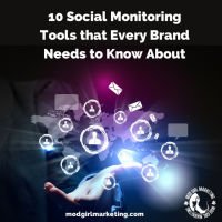 10 Social Monitoring Tools that Every Brand Needs to Know