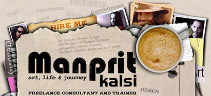 Logo for Manprit Kalsi'