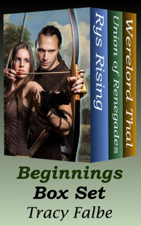Beginnings Box Set: Three Fantasy Series Starters