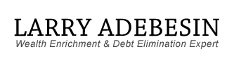 Larry Adebesin Logo
