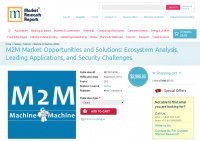 Upto 50% Discounts on Latest M2M Market Research Reports
