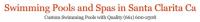 Serenity Pools, Inc. Logo