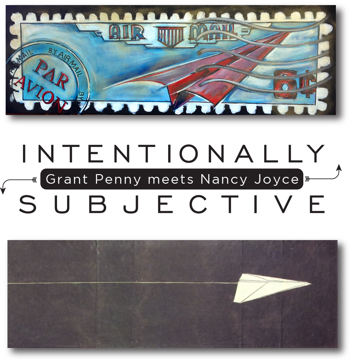 Intentionally Subjective - Cover Art