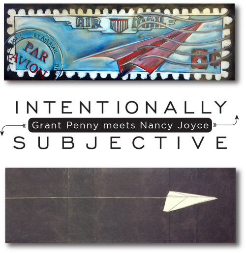 Intentionally Subjective - Cover Art'