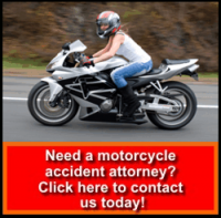 Motorcycle Personal Injury Accident Lawyer Logo