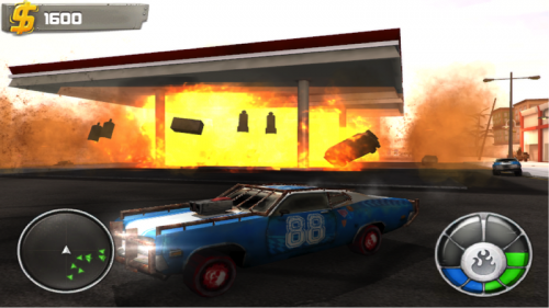 Car games'
