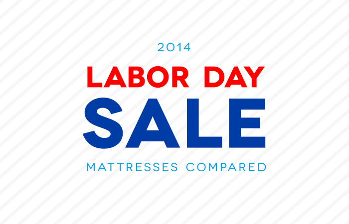 2014 Labor Day Memory Foam Deals Compared