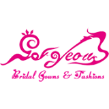 Company Logo For Gorgeous Bridal Gowns and Fashions'