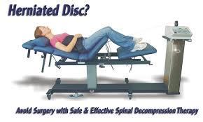 herniated disc'
