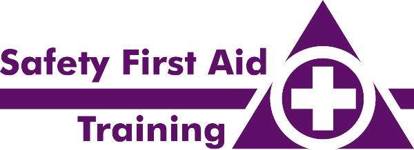 Safety First Aid Training Logo
