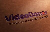 VideoDonor.com Logo