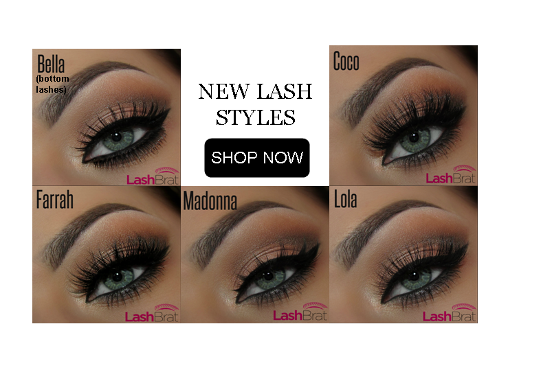 Lash Brat False Eyelashes
