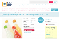 Quarterly Beverage Tracker - Second Quarter 2014 - USA