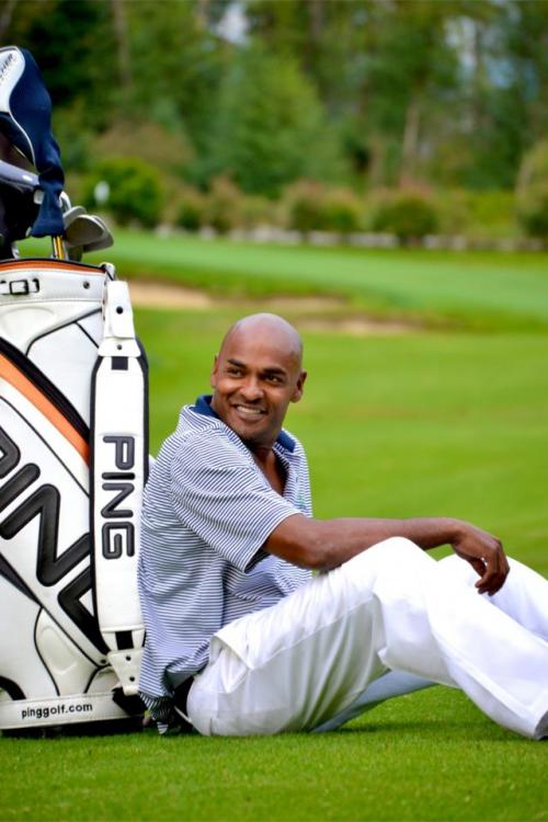 Raj Jackson PGA DC'