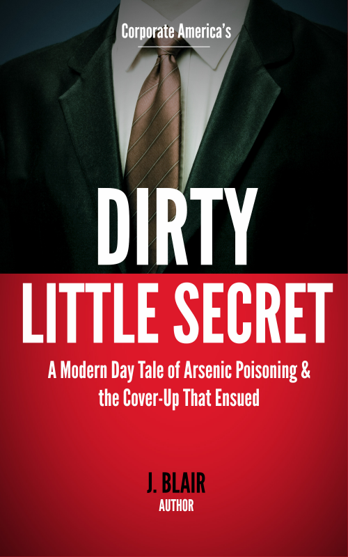 Cover of Book Corporate America's Dirty Little Secret'