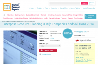 ERP Companies and Solutions 2014