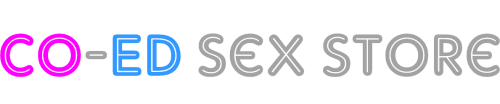 Company Logo For CO ED Sex Store'