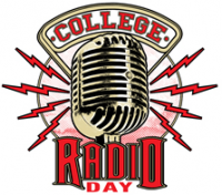 The College Radio Day Logo