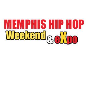 Logo for Memphis Hip Hop Weekend & Expo'