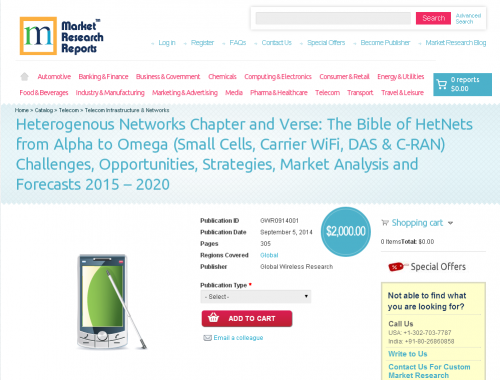 Heterogenous Networks Chapter and Verse'