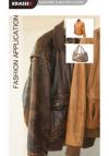 ErasisX leather application'
